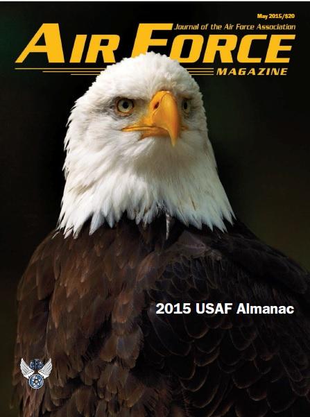 Air Force Magazine №5 2015