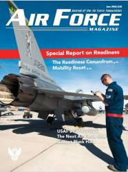 Air Force Magazine №6 2016