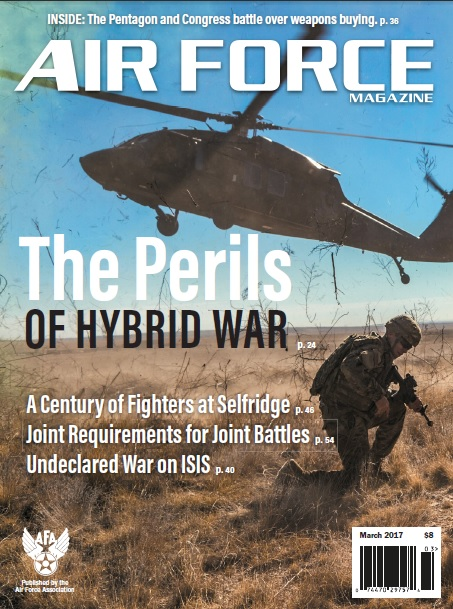 Air Force Magazine №3 2017