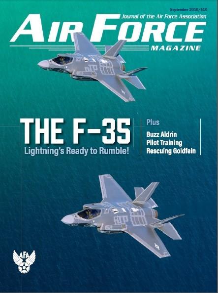 Air Force Magazine №9 2016
