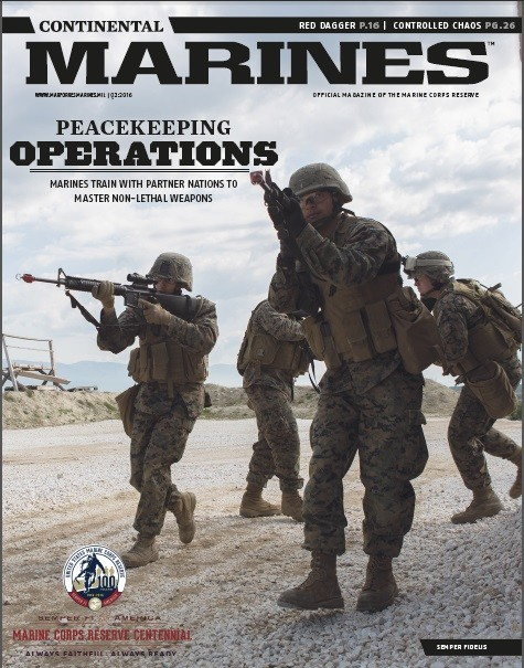 The Continental Marines Magazine №2 2016