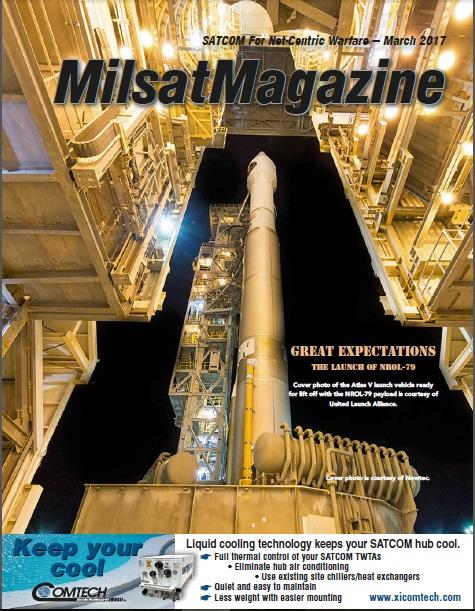 MilsatMagazine №3 2017
