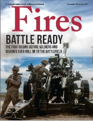 The Fires Bulletin is a joint professional publication for U.S. Artillery professionals