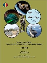 Multi-Domain Battle: Evolution of Combined Arms for the 21st Century 2025-2040