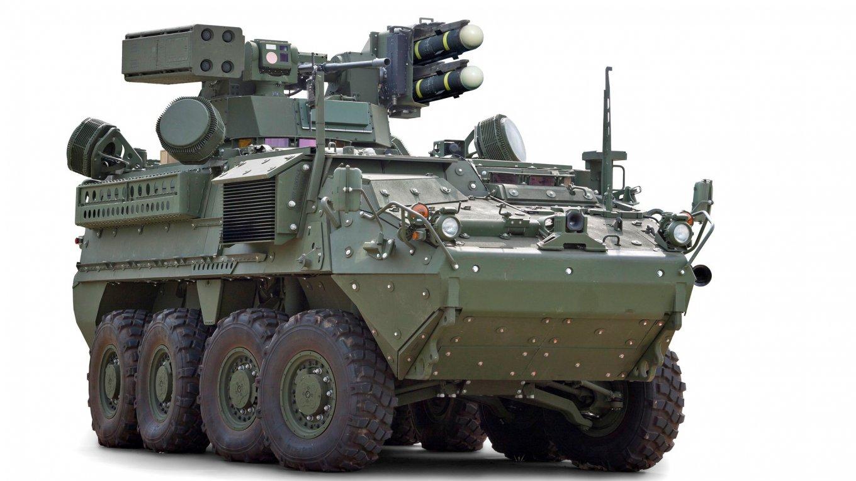 Stryker A1 IM-SHORAD