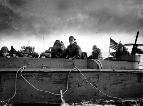 the great invasion in the coast of france on june 6 1944 D-day invasion of normandy a great invasion force stood off the normandy coast of france as dawn broke on 6 june 1944.