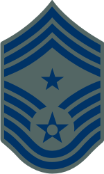 AF E-9 CCMSGT Command Chief Master Sergeant (ABU) Decal