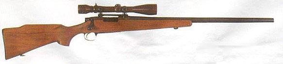 Как сделать снайперскую винтовку из дерева
